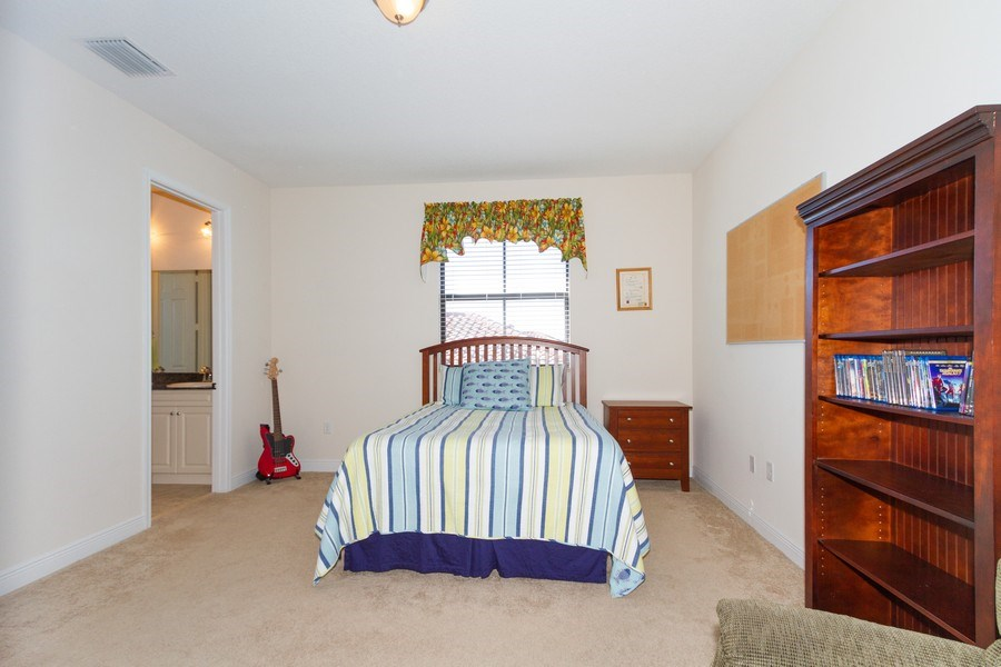 Real Estate Photography - 5055 Milano Street, Ave Maria, FL, 34142 - 3rd Bedroom
