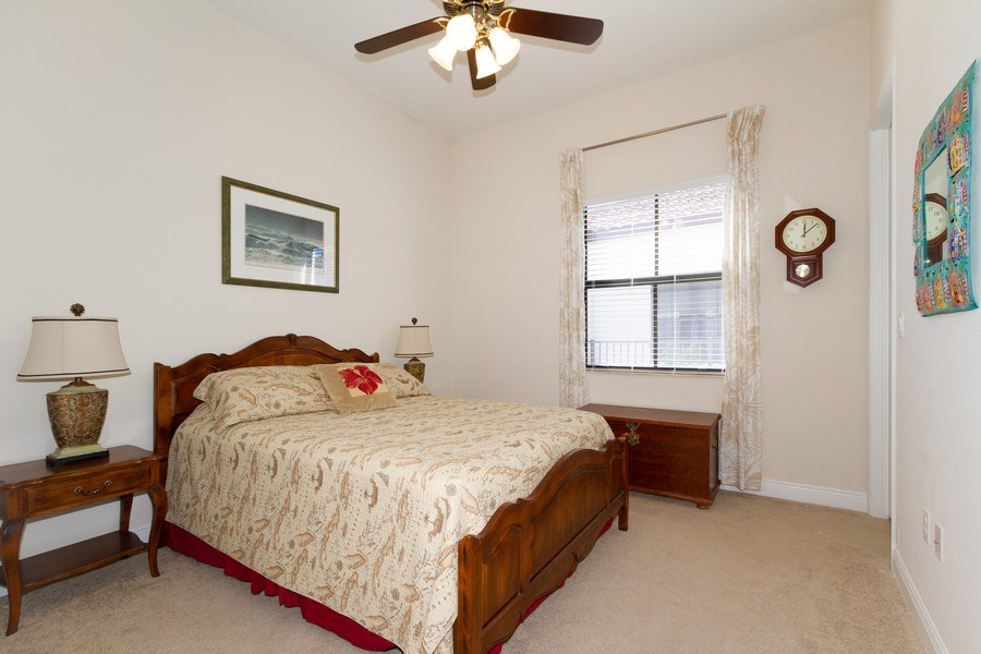 Real Estate Photography - 5055 Milano Street, Ave Maria, FL, 34142 - Bedroom