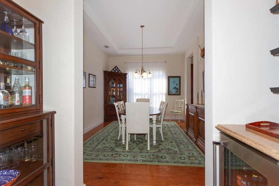 Real Estate Photography - 5055 Milano Street, Ave Maria, FL, 34142 - Dining Room