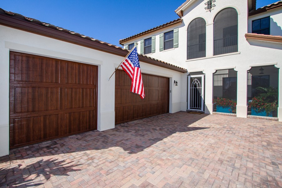 Real Estate Photography - 5055 Milano Street, Ave Maria, FL, 34142 - Entryway