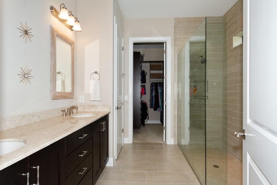 Real Estate Photography - 4456 Tamarind way, Naples, FL, 34119 - Master Bathroom