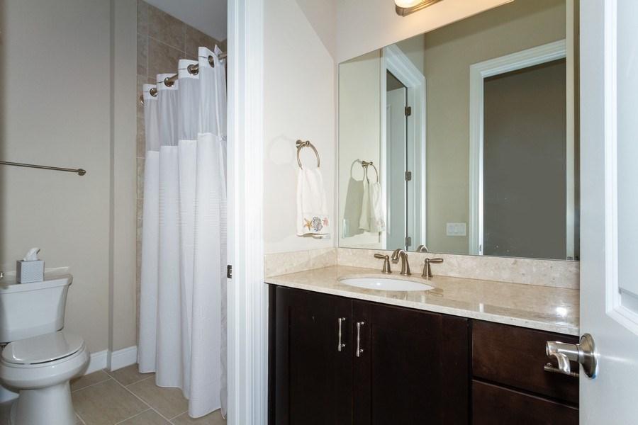 Real Estate Photography - 4456 Tamarind way, Naples, FL, 34119 - Bathroom