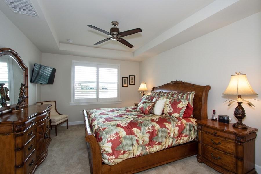 Real Estate Photography - 10670 Jackson Square Drive, Estero, FL, 33928 - Master Bedroom