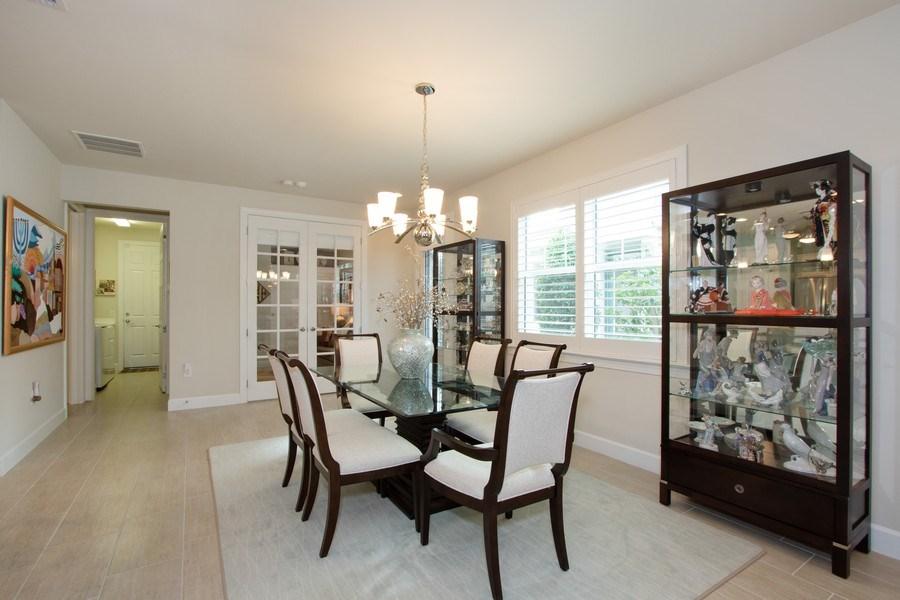 Real Estate Photography - 10670 Jackson Square Drive, Estero, FL, 33928 - Dining Room