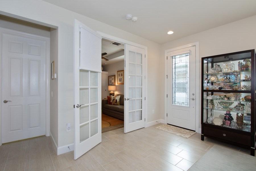 Real Estate Photography - 10670 Jackson Square Drive, Estero, FL, 33928 - Foyer
