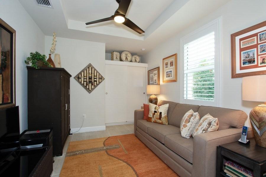 Real Estate Photography - 10670 Jackson Square Drive, Estero, FL, 33928 - Den