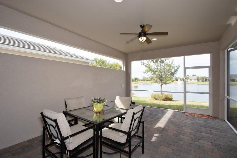 Real Estate Photography - 10670 Jackson Square Drive, Estero, FL, 33928 - Lanai