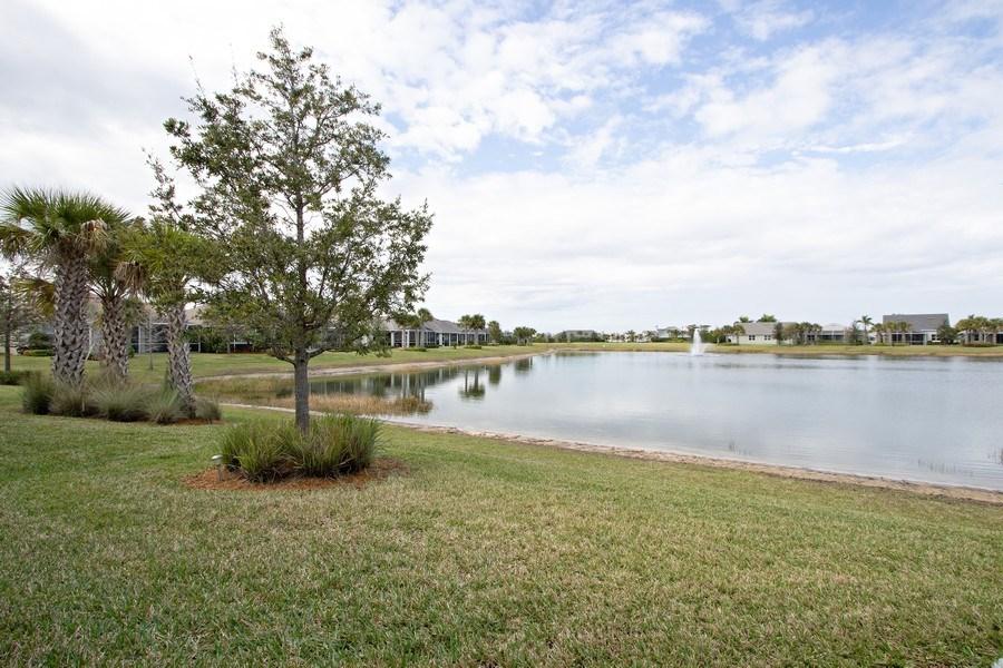 Real Estate Photography - 10670 Jackson Square Drive, Estero, FL, 33928 - Lake View