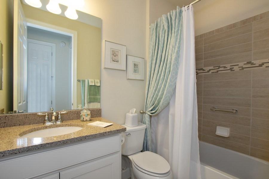 Real Estate Photography - 10670 Jackson Square Drive, Estero, FL, 33928 - 2nd Bathroom