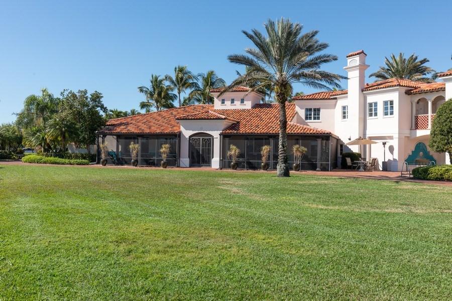 Real Estate Photography - 3411 Donoso Court, Naples, FL, 34109 - Restaurant