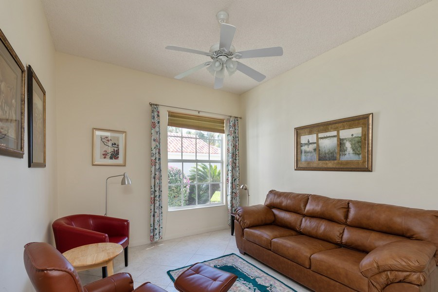 Real Estate Photography - 3411 Donoso Court, Naples, FL, 34109 - 3rd Bedroom