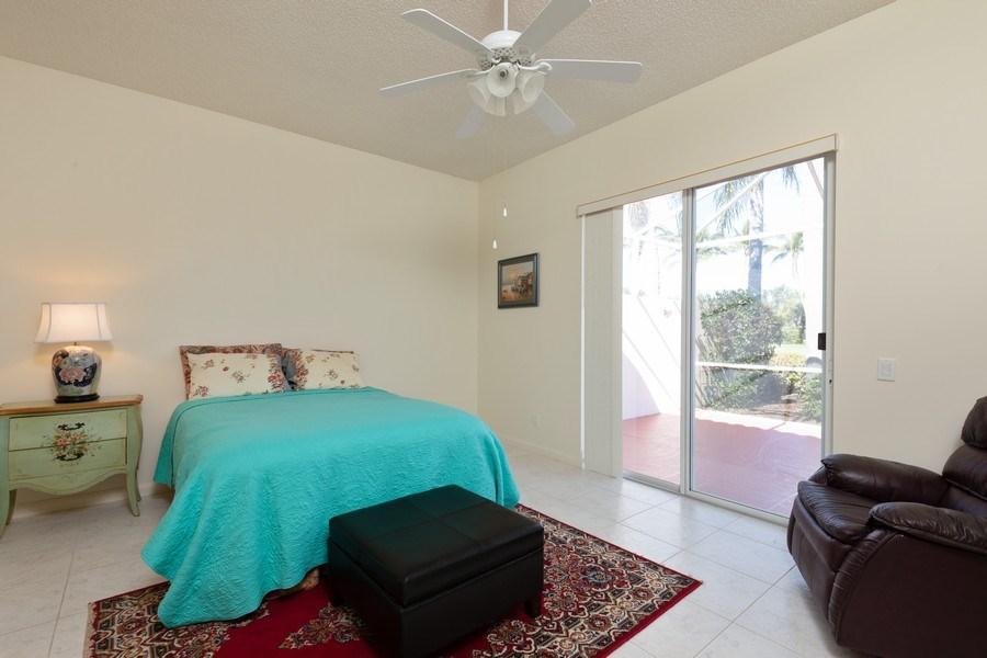 Real Estate Photography - 3411 Donoso Court, Naples, FL, 34109 - Master Bedroom