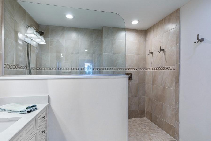 Real Estate Photography - 300 Wyndemere Way302, Naples, FL, 34105 - Master Bathroom
