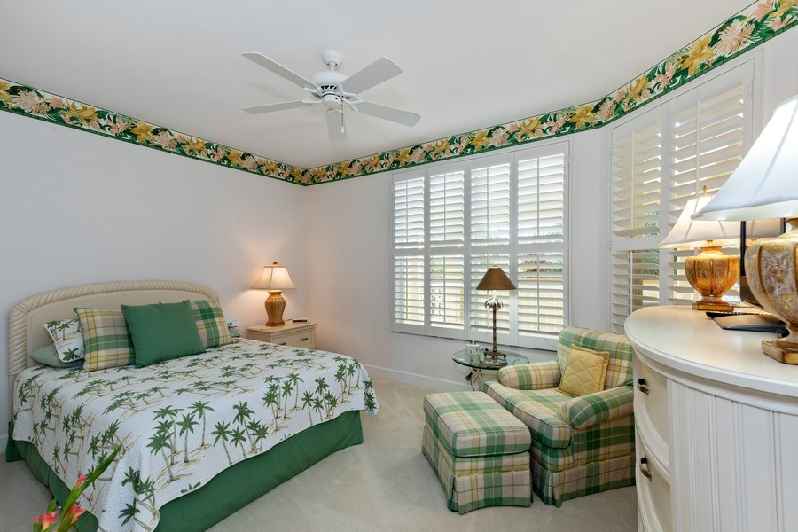 Real Estate Photography - 300 Wyndemere Way302, Naples, FL, 34105 - 2nd Bedroom