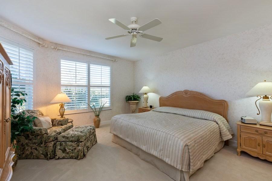 Real Estate Photography - 300 Wyndemere Way302, Naples, FL, 34105 - Master Bedroom