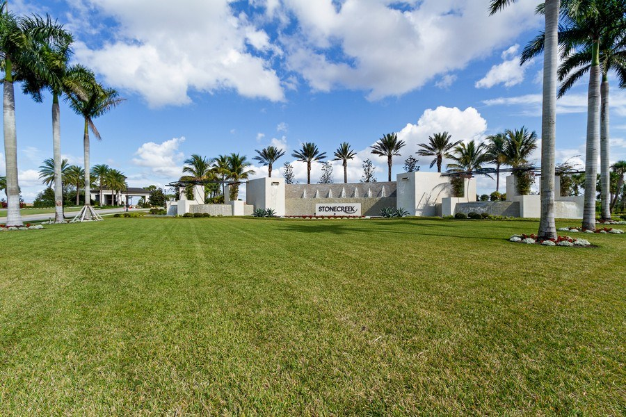 Real Estate Photography - 4206 Amelia Way, Stonecreek, Naples, FL, 34119 -