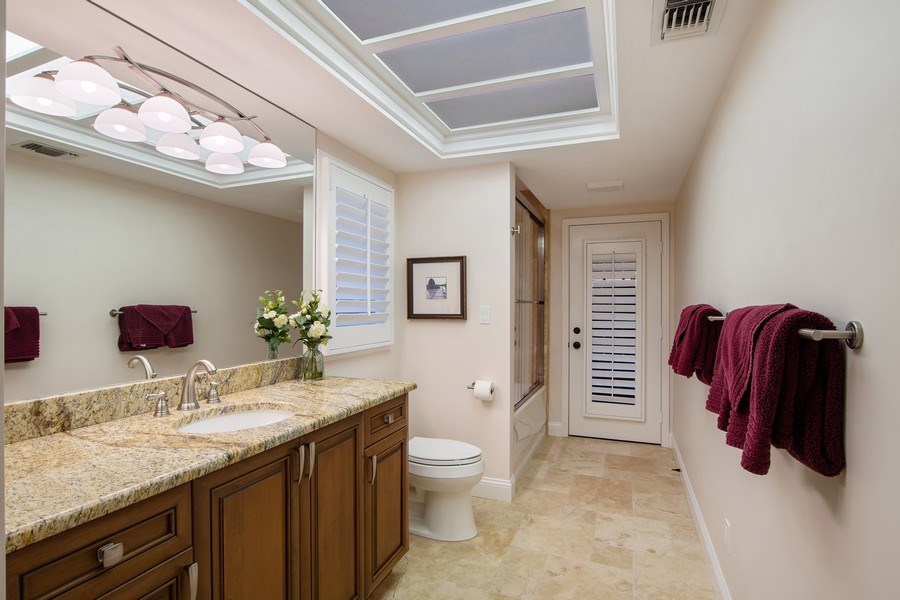 Real Estate Photography - 2016 Imperial Golf Course Blvd, Naples, FL, 34110 - Bathroom