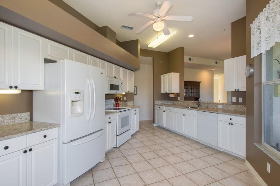 Real Estate Photography - 24360 Sandpiper Isle Way, 202, Bonita Springs, FL, 34134 - Kitchen