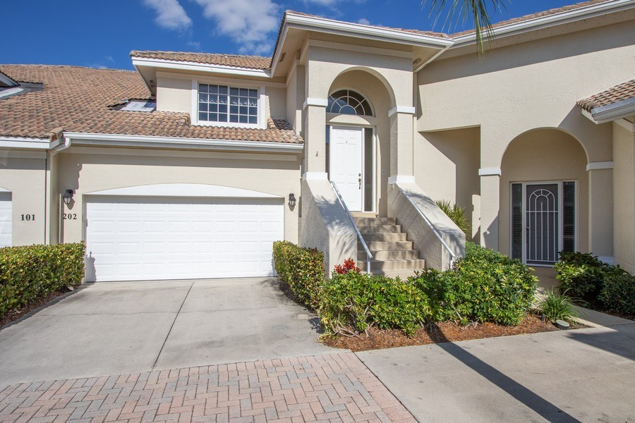 Real Estate Photography - 24360 Sandpiper Isle Way, 202, Bonita Springs, FL, 34134 - Front View