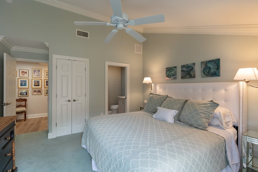 Real Estate Photography - 364 Edgemere Way North, Naples, FL, 34105 - 2nd Bedroom