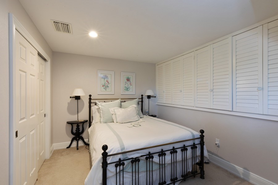 Real Estate Photography - 364 Edgemere Way North, Naples, FL, 34105 - 3rd Bedroom