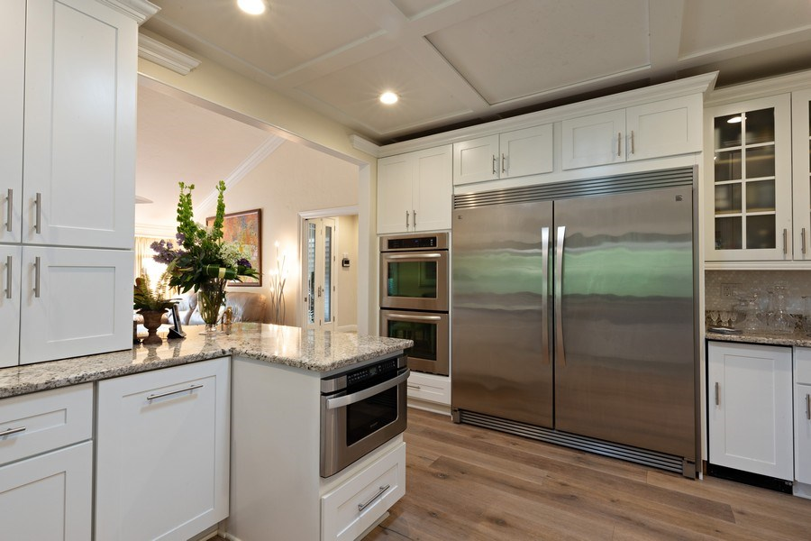 Real Estate Photography - 364 Edgemere Way North, Naples, FL, 34105 - Kitchen