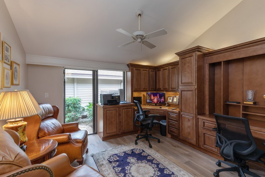 Real Estate Photography - 364 Edgemere Way North, Naples, FL, 34105 - Office