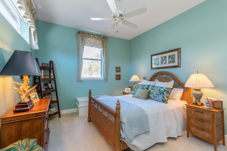 Real Estate Photography - 9288 Troon Lakes Drive, Naples, FL, 34109 - 2nd Bedroom