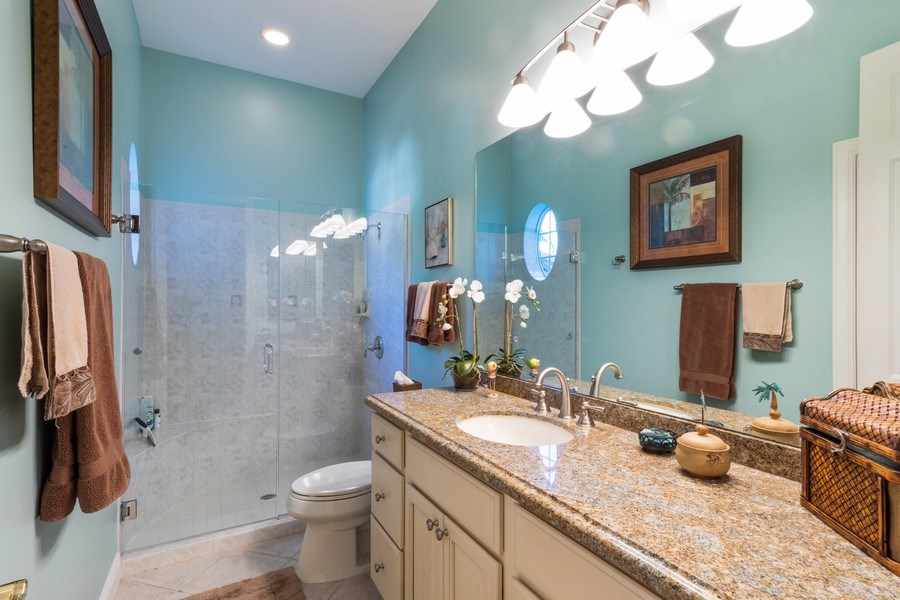Real Estate Photography - 9288 Troon Lakes Drive, Naples, FL, 34109 - Bedroom