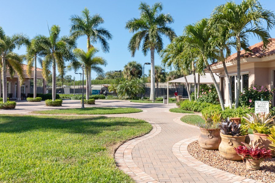 Real Estate Photography - 9288 Troon Lakes Drive, Naples, FL, 34109 -