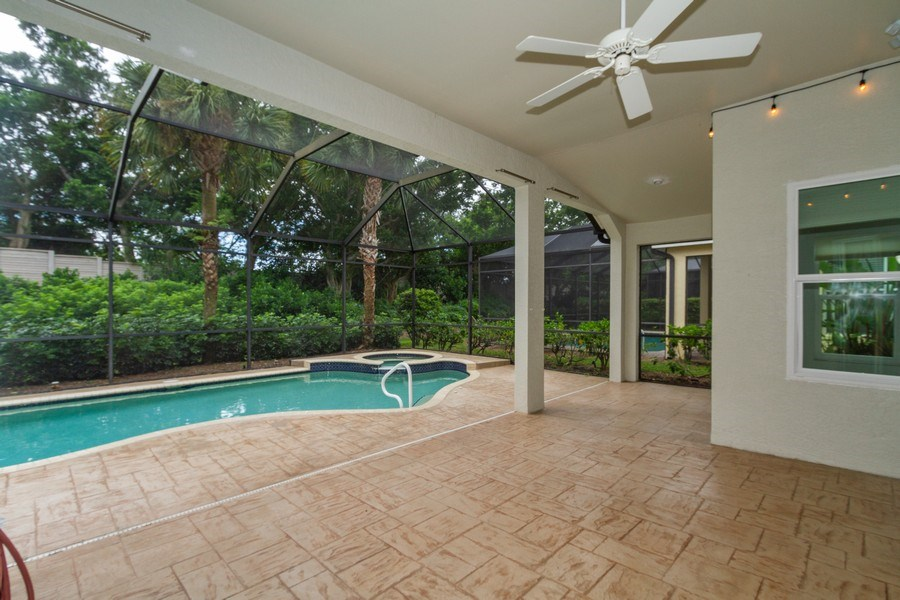Real Estate Photography - 8848 Ventura Way, Naples, FL, 34109 -