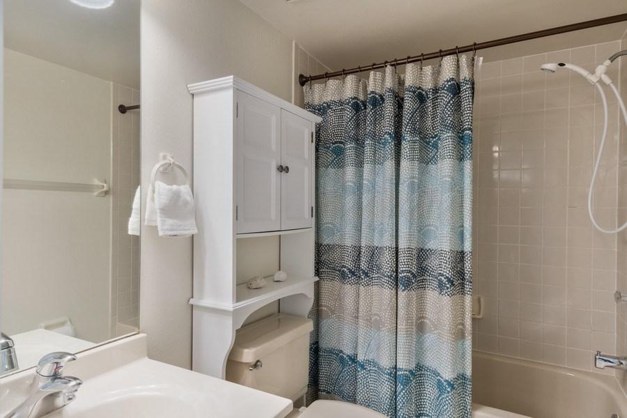 Real Estate Photography - 100 Stevens Landing #206, Marco Island, FL, 34145 - Bathroom