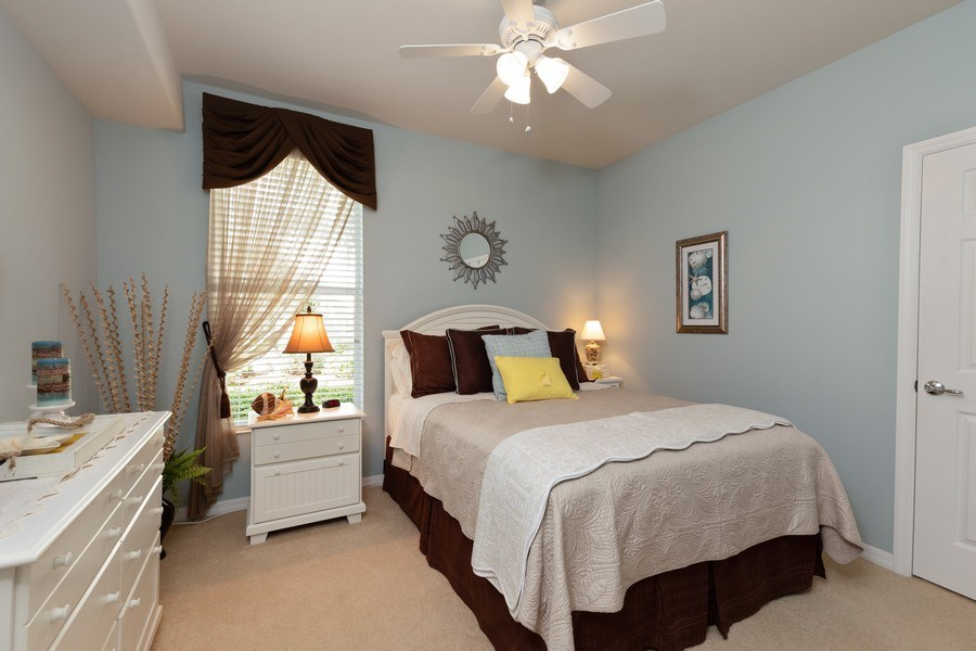 Real Estate Photography - 11610 Navarro Way, #2302, Fort Myers, FL, 33908 - Terrace