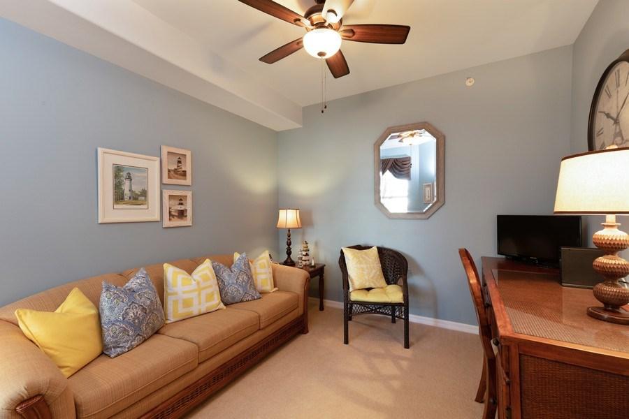Real Estate Photography - 11610 Navarro Way, #2302, Fort Myers, FL, 33908 - Den