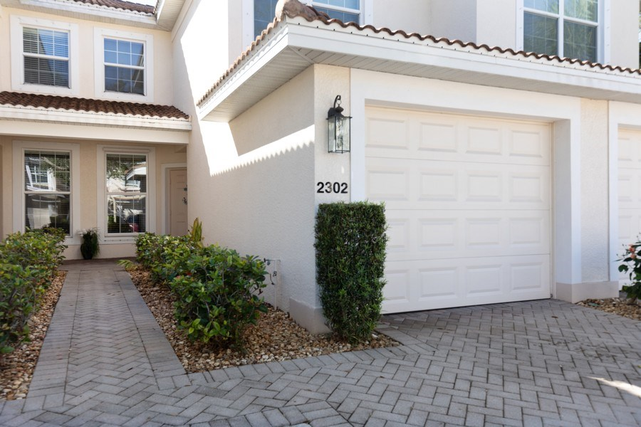 Real Estate Photography - 11610 Navarro Way, #2302, Fort Myers, FL, 33908 - Front View