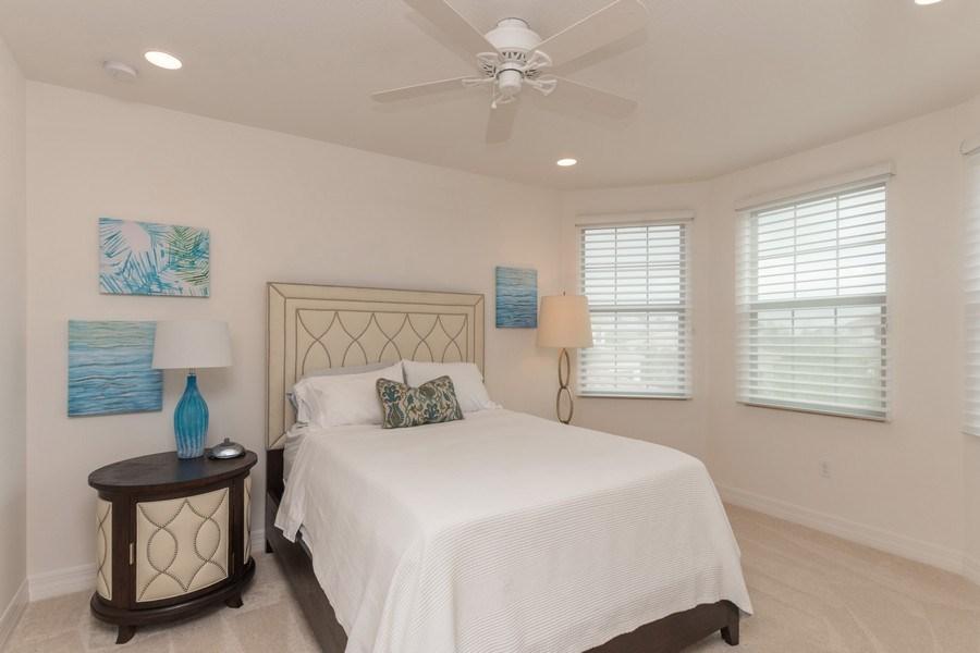 Real Estate Photography - 4213 Amelia Way, (Stonecreek), Naples, FL, 34119 - Bedroom