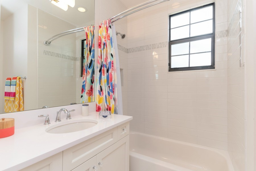Real Estate Photography - 4213 Amelia Way, (Stonecreek), Naples, FL, 34119 - Bathroom