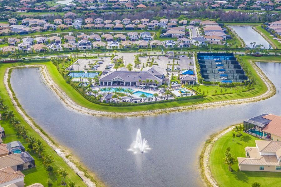 Real Estate Photography - 4213 Amelia Way, (Stonecreek), Naples, FL, 34119 -