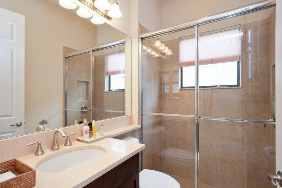 Real Estate Photography - 13835 Luna Dr, Marbella Isles, Naples, FL, 34109 - Bathroom