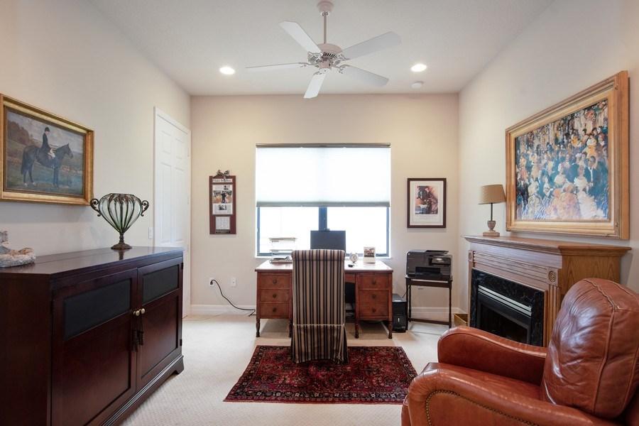 Real Estate Photography - 13835 Luna Dr, Marbella Isles, Naples, FL, 34109 - Den