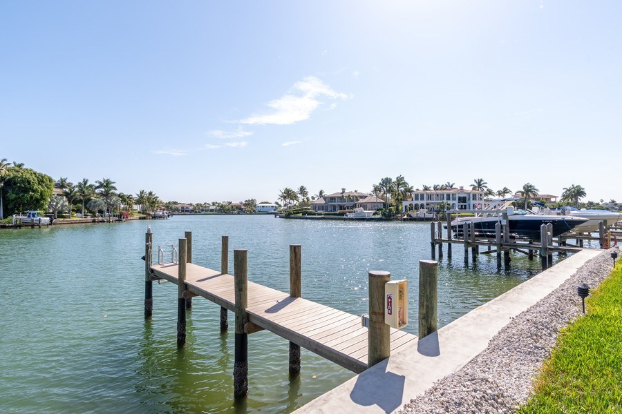 Real Estate Photography - 1910 Gulf Shore Blvd N, 106, Naples, FL, 34102 - View