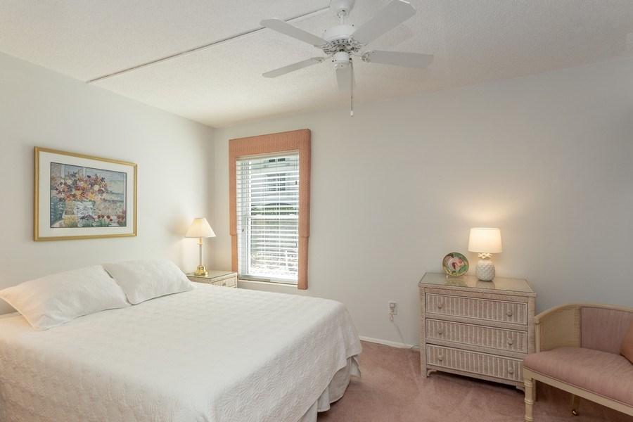 Real Estate Photography - 1910 Gulf Shore Blvd N, 106, Naples, FL, 34102 - Bedroom