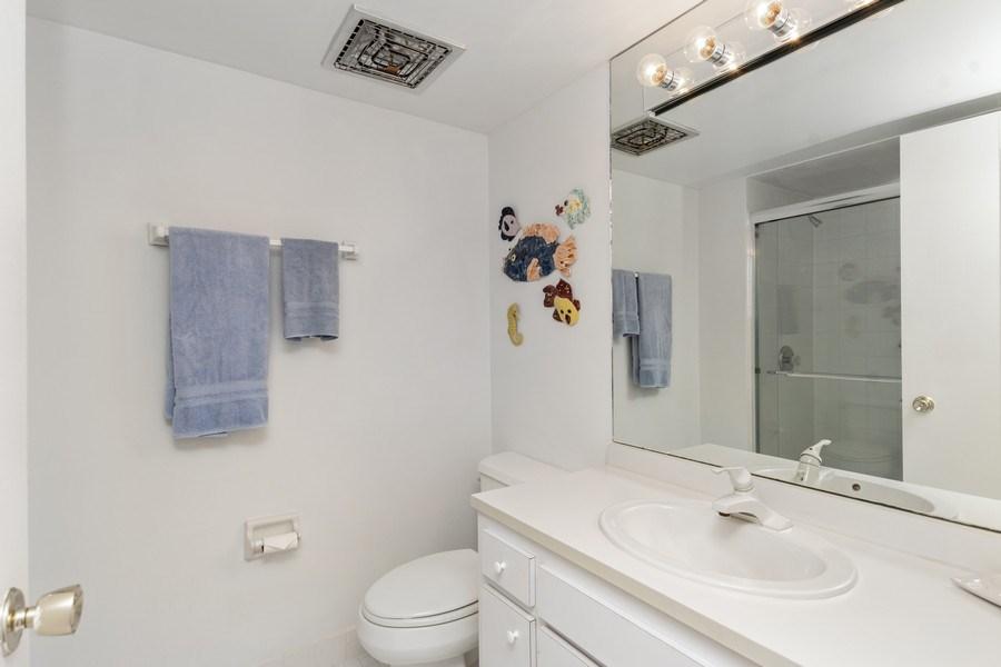 Real Estate Photography - 1910 Gulf Shore Blvd N, 106, Naples, FL, 34102 - Bathroom