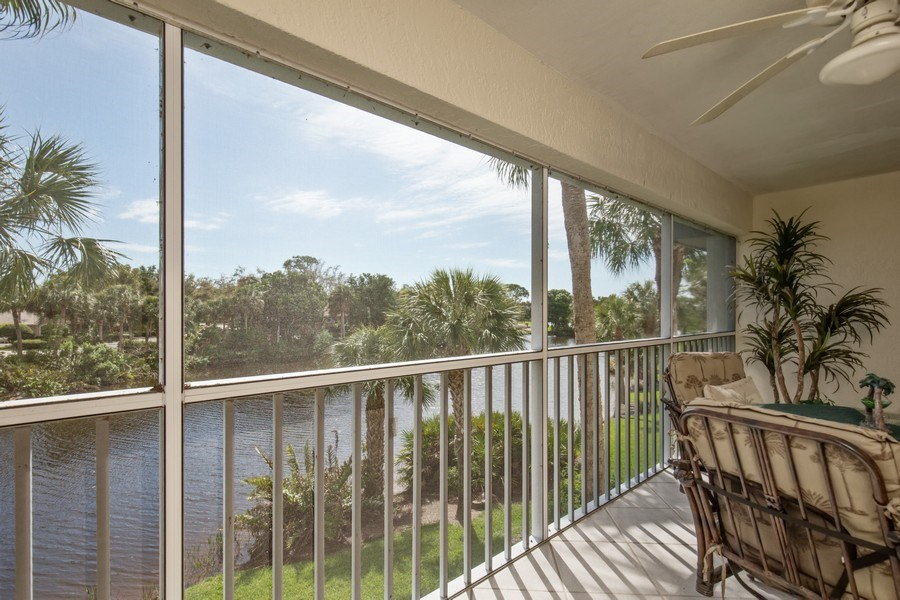 Real Estate Photography - 4250 Lake Forest Dr, 323, Bonita Springs, FL, 34134 - View