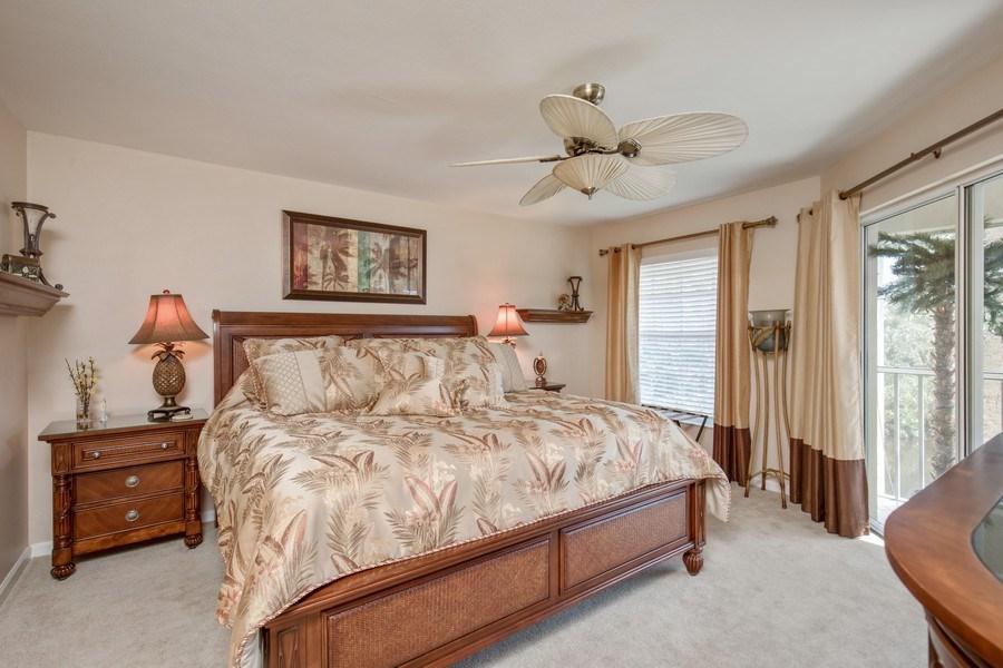 Real Estate Photography - 4250 Lake Forest Dr, 323, Bonita Springs, FL, 34134 - Master Bedroom
