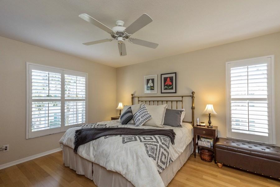 Real Estate Photography - 7096 Barrington circle #202, Naples, FL, 34108 - Master Bedroom