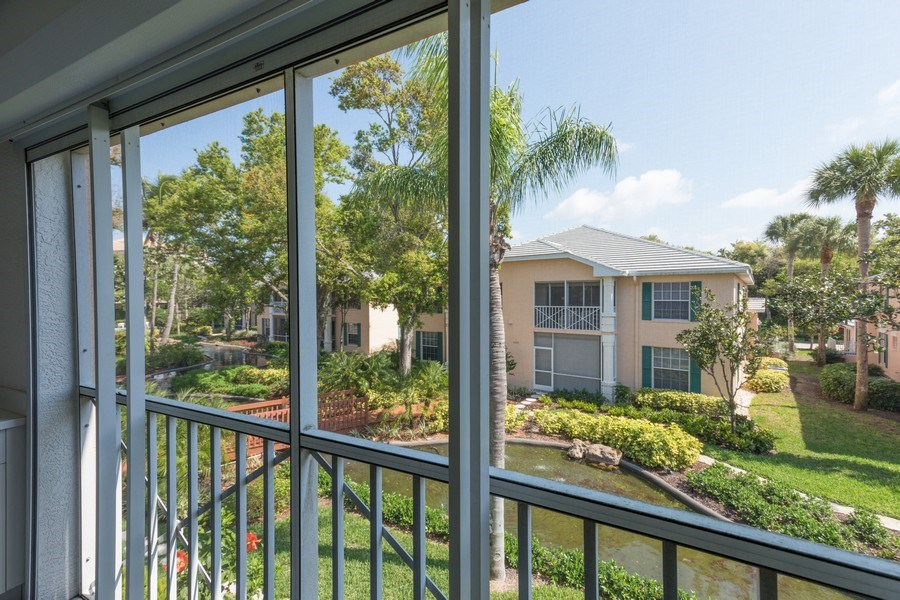 Real Estate Photography - 7096 Barrington circle #202, Naples, FL, 34108 - View