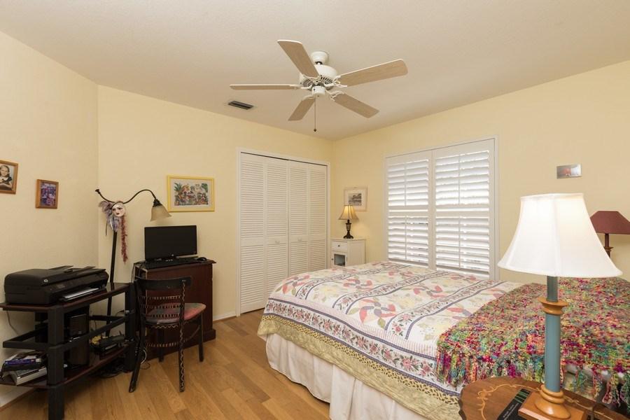 Real Estate Photography - 7096 Barrington circle #202, Naples, FL, 34108 - 2nd Bedroom