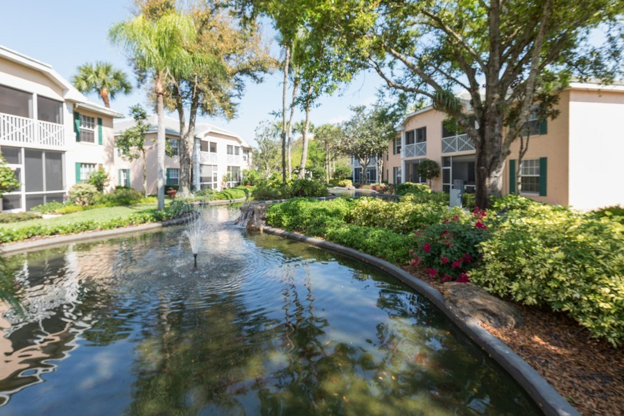 Real Estate Photography - 7096 Barrington circle #202, Naples, FL, 34108 - Neighborhood