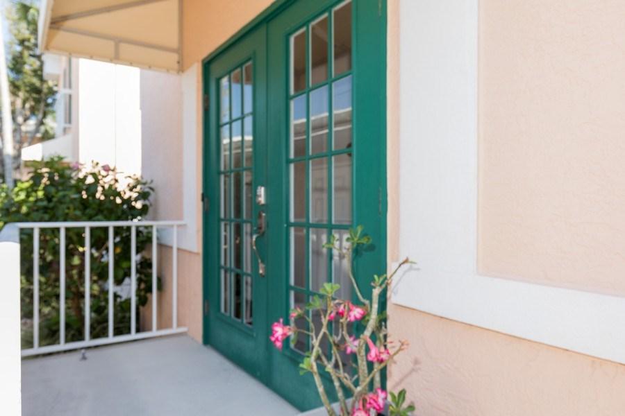 Real Estate Photography - 7096 Barrington circle #202, Naples, FL, 34108 - Front View